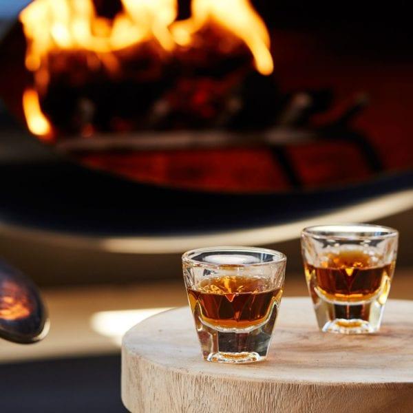Vero Cortado Clear Whiskey Fireplace Ls 00 7