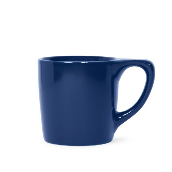 Lino Dark Blue Mug
