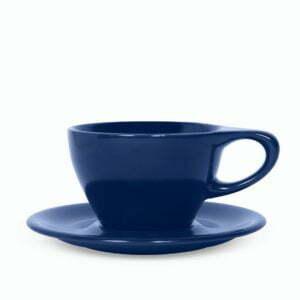 Lino Dark Blue Small Latte