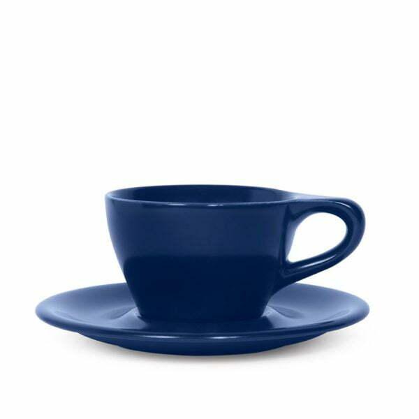 Lino Dark Blue Double Capp