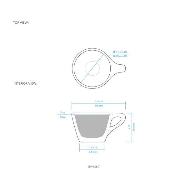 Lino Espresso Section