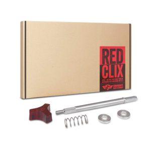 1960 Red Clix Box Sml