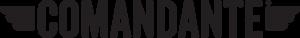 Comandante Name Logo